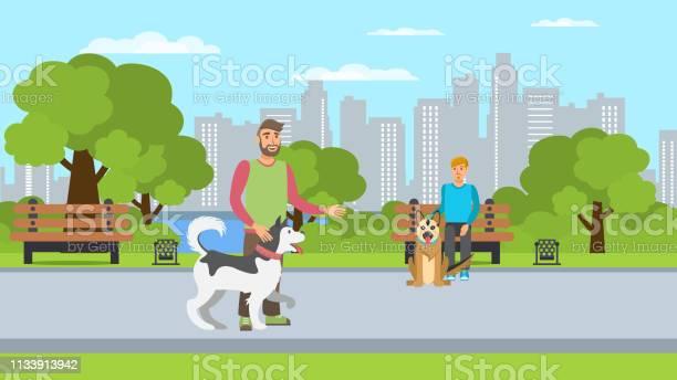 Dog lovers walk flat color vector illustration vector id1133913942?b=1&k=6&m=1133913942&s=612x612&h=mpcuyeu ml9q10gibagoufnufmmfv exsmc8ahwkm w=