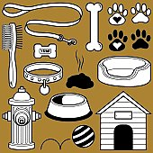 Dog Objects