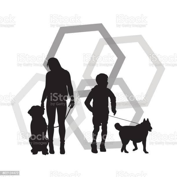 Dog owners vector id802124472?b=1&k=6&m=802124472&s=612x612&h=xxfpv4cak9fut6hhnbidha 9g xs msnmyvd1buvaq0=