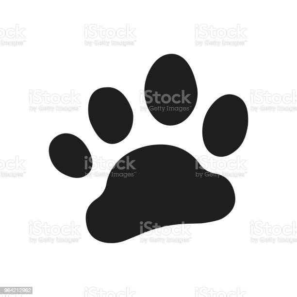 Dog paw print paw icon vector id964212962?b=1&k=6&m=964212962&s=612x612&h=9y0kppqs6qdv0rg8uhrhynqjh1fiqm4djlkxq9k7uvq=