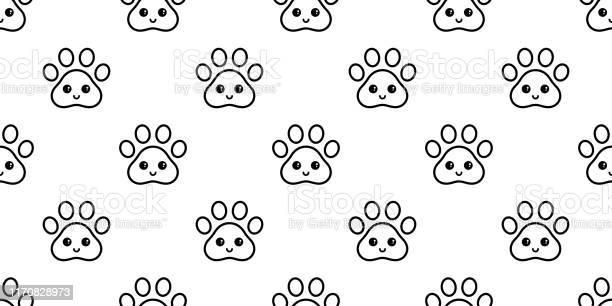 Dog paw seamless pattern footprint vector french bulldog smile face vector id1170828973?b=1&k=6&m=1170828973&s=612x612&h=lmmonsl3nfqrvcfjui6tddpsyxd8sips 1rgqddkhrc=