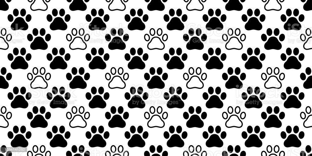 Fondo Perro Huellas: Pantalla Patitas Dibujos Huellas De Perros