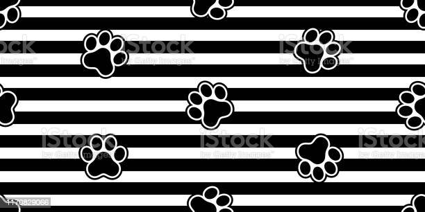 Dog paw seamless pattern vector footprint stripes french bulldog vector id1170829066?b=1&k=6&m=1170829066&s=612x612&h=m3nwe9cunixmmvv6km1g5tk 4e2df9p xfzq93bf9qy=