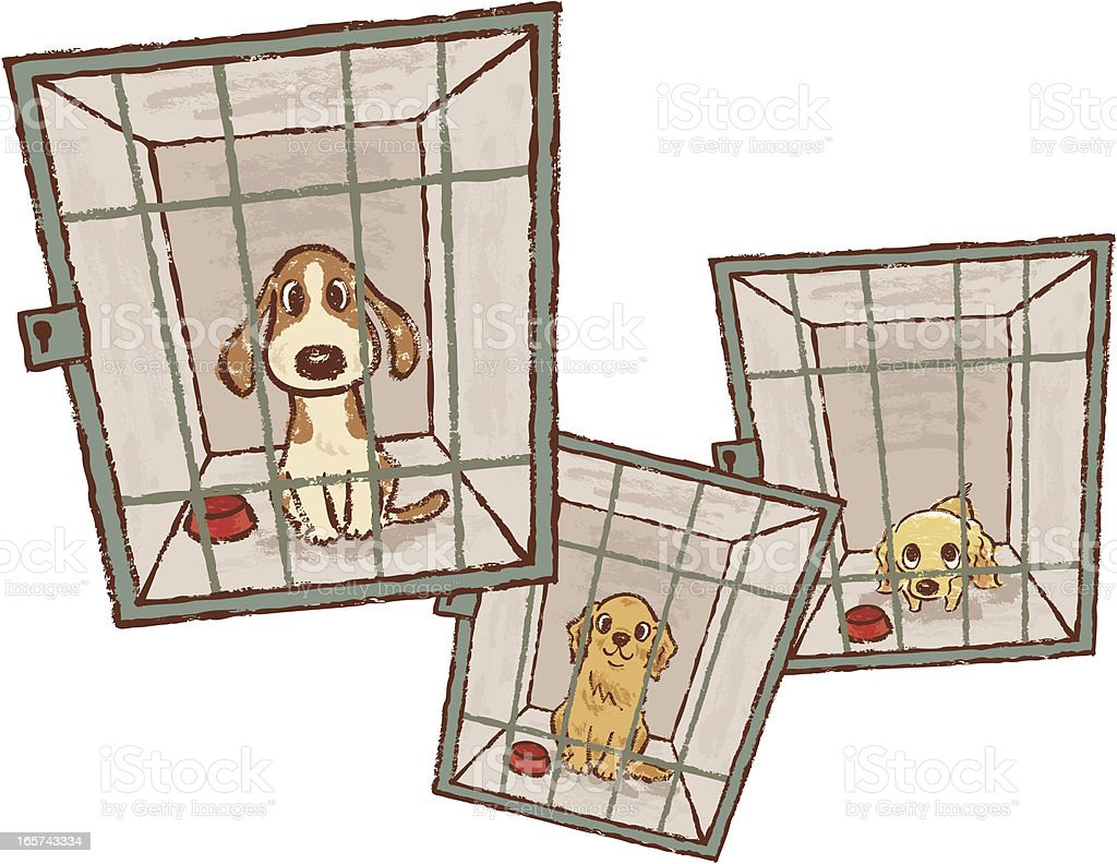 royalty free animal shelter clip art vector images illustrations rh istockphoto com dog shelter clipart Animal Shelter Building