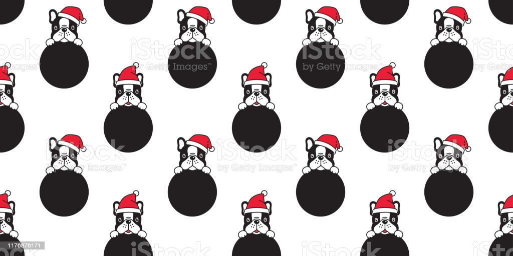 The Best Cartoon Christmas Dog Wallpaper PNG