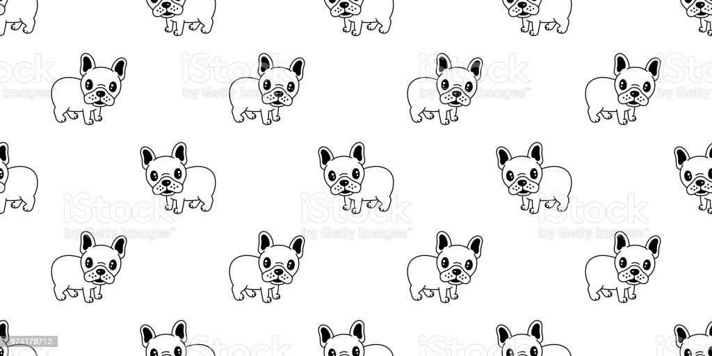 Royalty Free Drawing Of A Draw Dog Paw Clip Art Vector Images