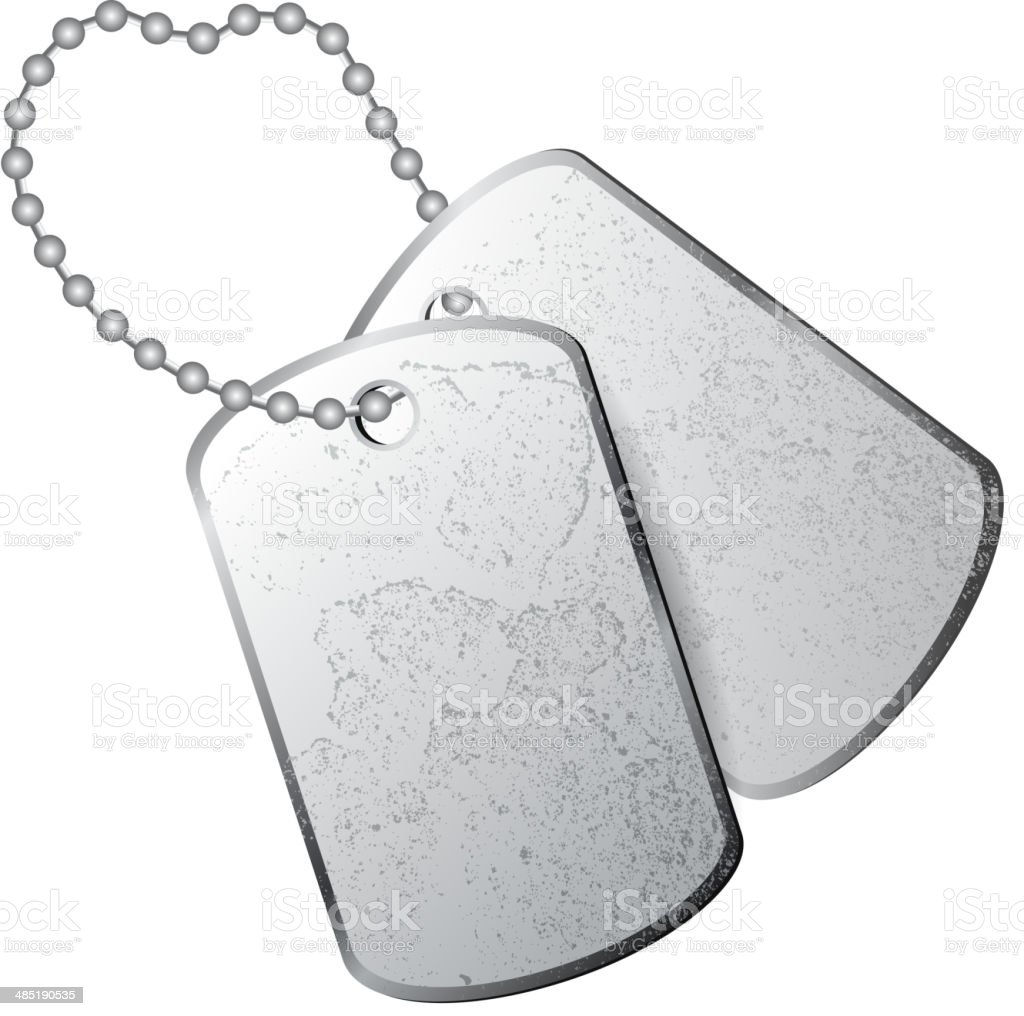 Royalty Free Dog Tag C...