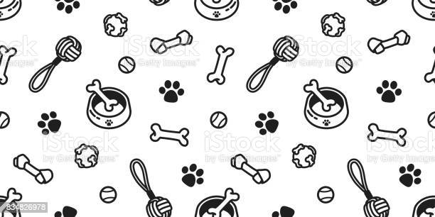Dog toy puppy dog bone dog paw tennis ball bowl doodle vector vector id834826978?b=1&k=6&m=834826978&s=612x612&h= l838yintwn gjcrud7pfcta2u pzex23hwfscaimnw=