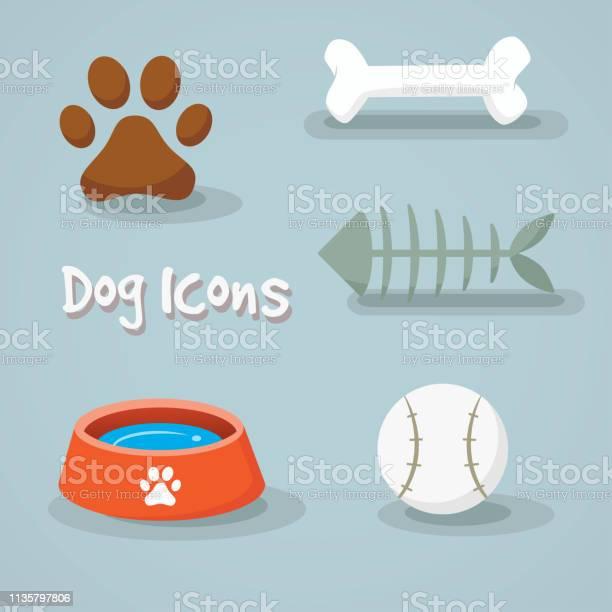 Dog vector icon set vector id1135797806?b=1&k=6&m=1135797806&s=612x612&h=dh7mbzsamqxebf5fii2yzvrtoosvyczmyku7xfkj004=