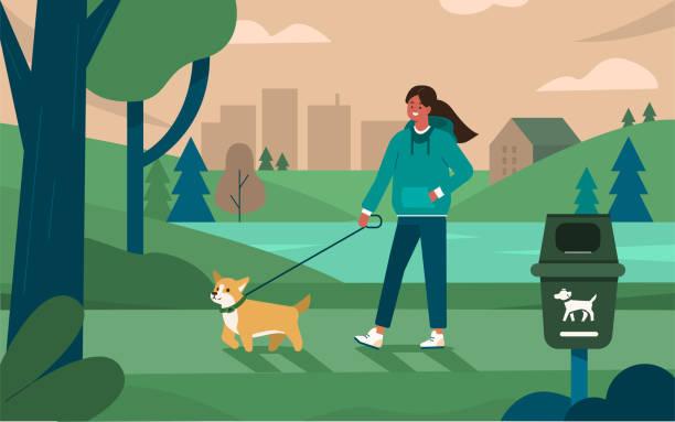 Hund – Vektorgrafik