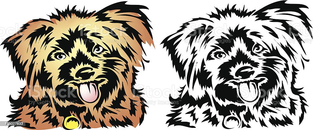 Dog royalty-free dog stock vector art & more images of animal