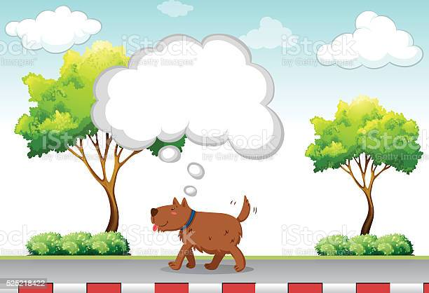 Dog walking on pavement alone vector id525218422?b=1&k=6&m=525218422&s=612x612&h=pr9cydzfv4 lzj7xwhbjp6nije hpz8x3oatqszaygw=