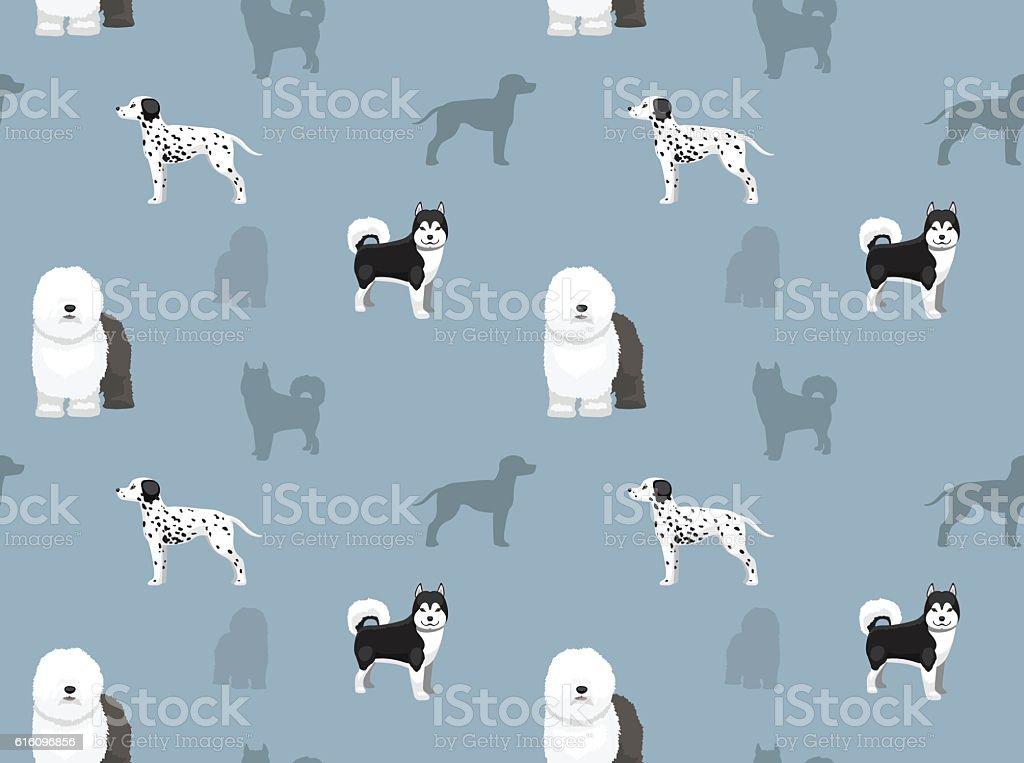 Vetores De Dog Wallpaper 26 E Mais Imagens De Amizade Istock