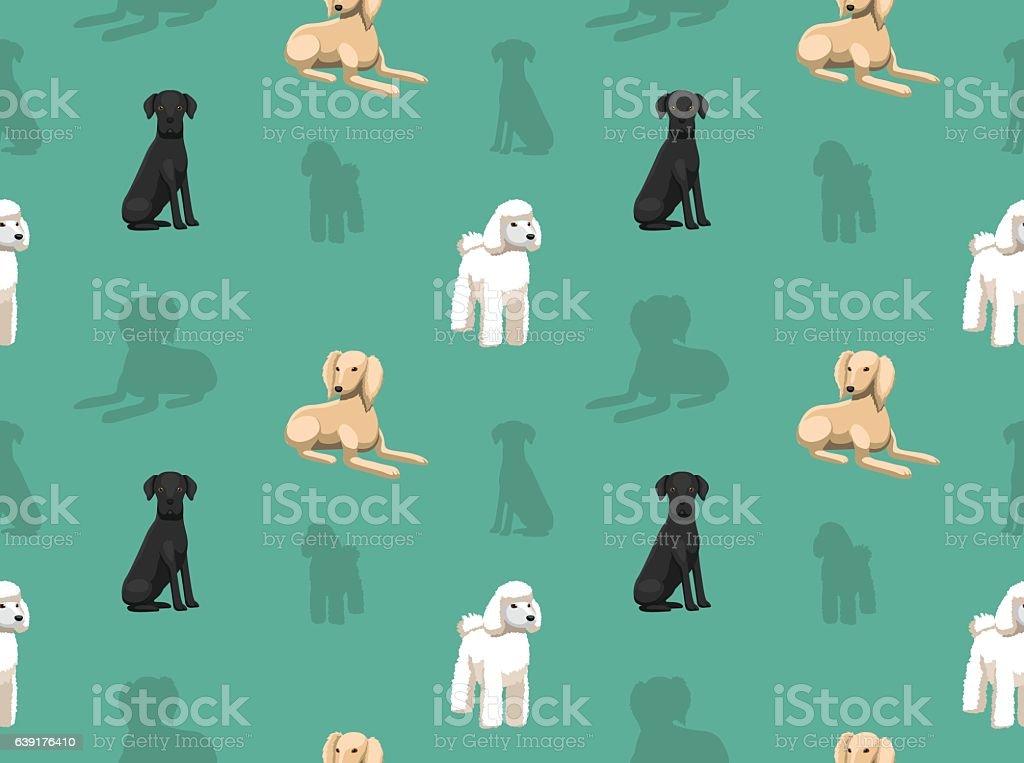 Vetores De Dog Wallpaper 30 E Mais Imagens De Amizade Istock