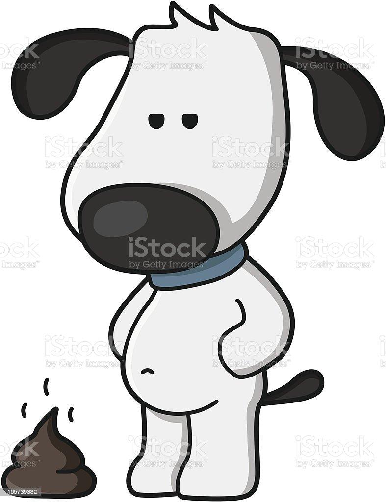 royalty free cartoon of a pile of dog poop clip art vector images rh istockphoto com Poop Scoop Clip Art dog poop clip art free