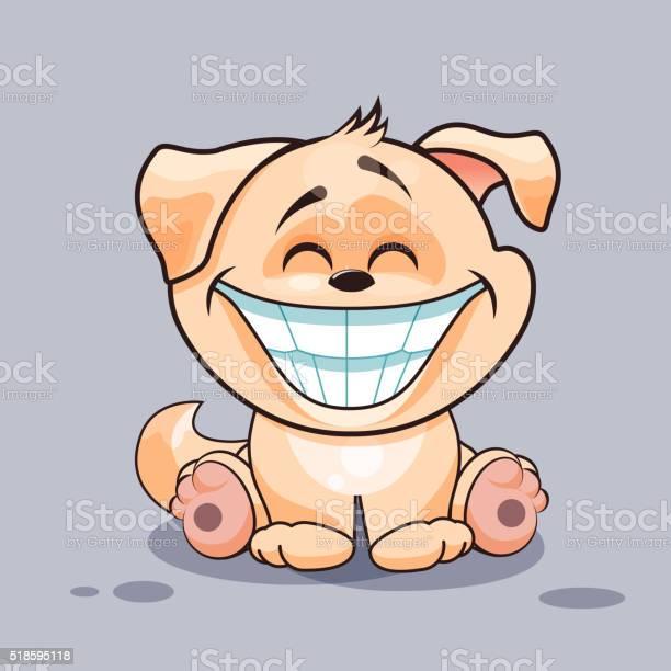 Dog with huge smile vector id518595118?b=1&k=6&m=518595118&s=612x612&h=bhbxncwlo8rhjbdhbgox d4qh ubsngtfrkgsjdmcl0=