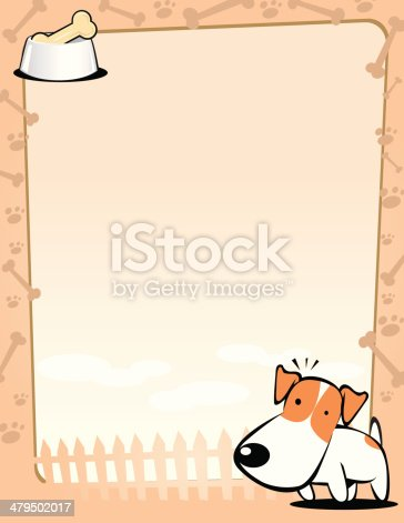 Doggy dream frame