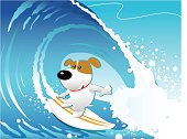 Doggy Surfing