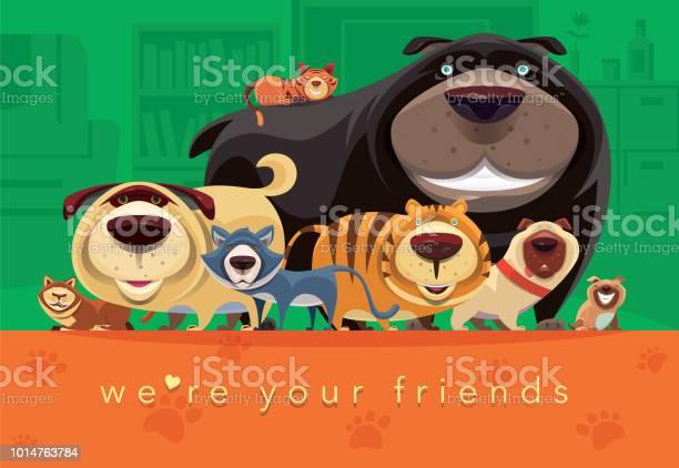 Dogs and cats gathering vector id1014763784?b=1&k=6&m=1014763784&s=612x612&h=ospmkzrse7gjtxyu0luwj53azrj5oy6riiblwvbynkc=