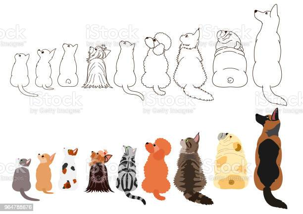 Dogs and cats looking up sideways in a row vector id964788676?b=1&k=6&m=964788676&s=612x612&h=btmuy7ck 4g8da8zjwcu0e8hy itb3lsz8 3mmysdiq=