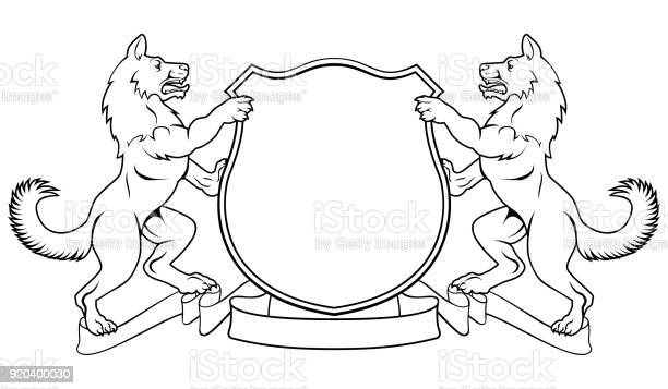 Dogs crest coat of arms heraldic shield vector id920400030?b=1&k=6&m=920400030&s=612x612&h=dltrqp3xfglsc qnpuit6n mv7ks 71ha51sgm5ovvu=