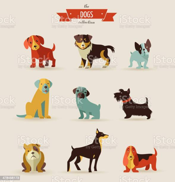 Dogs icons and illustrations vector id478458173?b=1&k=6&m=478458173&s=612x612&h=wza4lwsu9e mgizv8z4vjaejhmrxdklq h nme6nkpc=