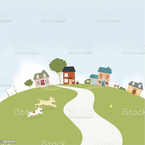 Dogs running in a small village vector id156151843?b=1&k=6&m=156151843&s=612x612&h=bnz2lxdz58brr xegilywrjf rm34ucrunene5 5ukk=