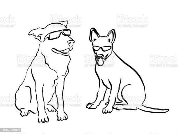 Dogs with sunglasses vector id1067653024?b=1&k=6&m=1067653024&s=612x612&h=y0f16l51rjnlpnfds8w6 ufl evyphg86ds9j5cfcm4=
