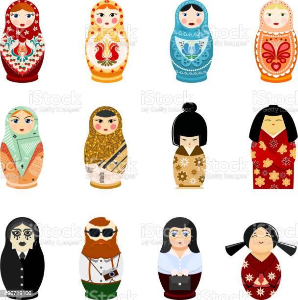 Doll matryoshka vector matrioshka russian toy traditional symbol of vector id896719106?b=1&k=6&m=896719106&s=612x612&h=jzqcrk ekwl6lhkpdyx2sbnqlqlol5fcfszll4uhtri=