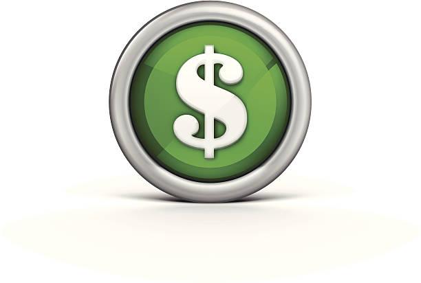 Dollar-Symbol – Vektorgrafik