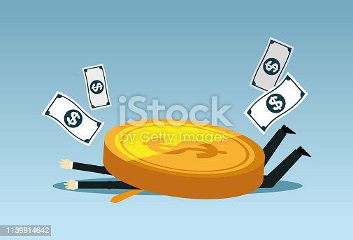 Currency, Banking, Bankruptcy, Bending Over, Business