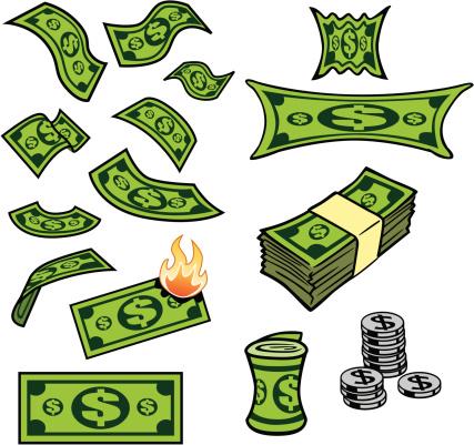 Dollars Artwork