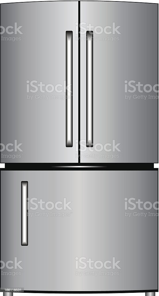 Domestic Refrigerator royalty-free domestic refrigerator stock vector art & more images of appliance