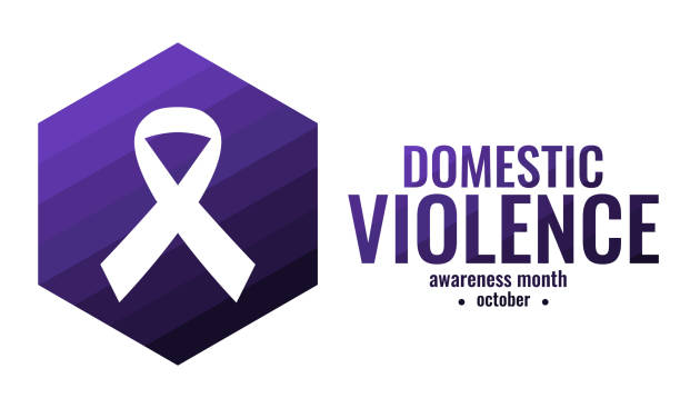 domestic violence - domestic violence stock illustrations