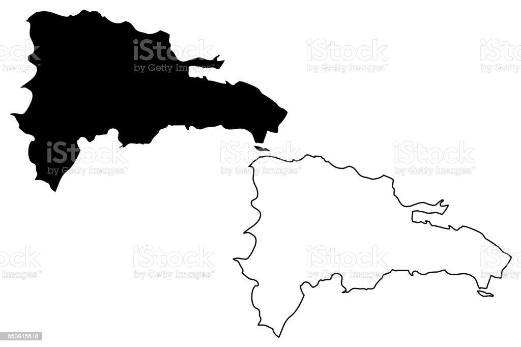 Cyprus Map Vector%0A Map Vector Dominican Republic map vector royaltyfree dominican republic map  vector stock vector art u amp