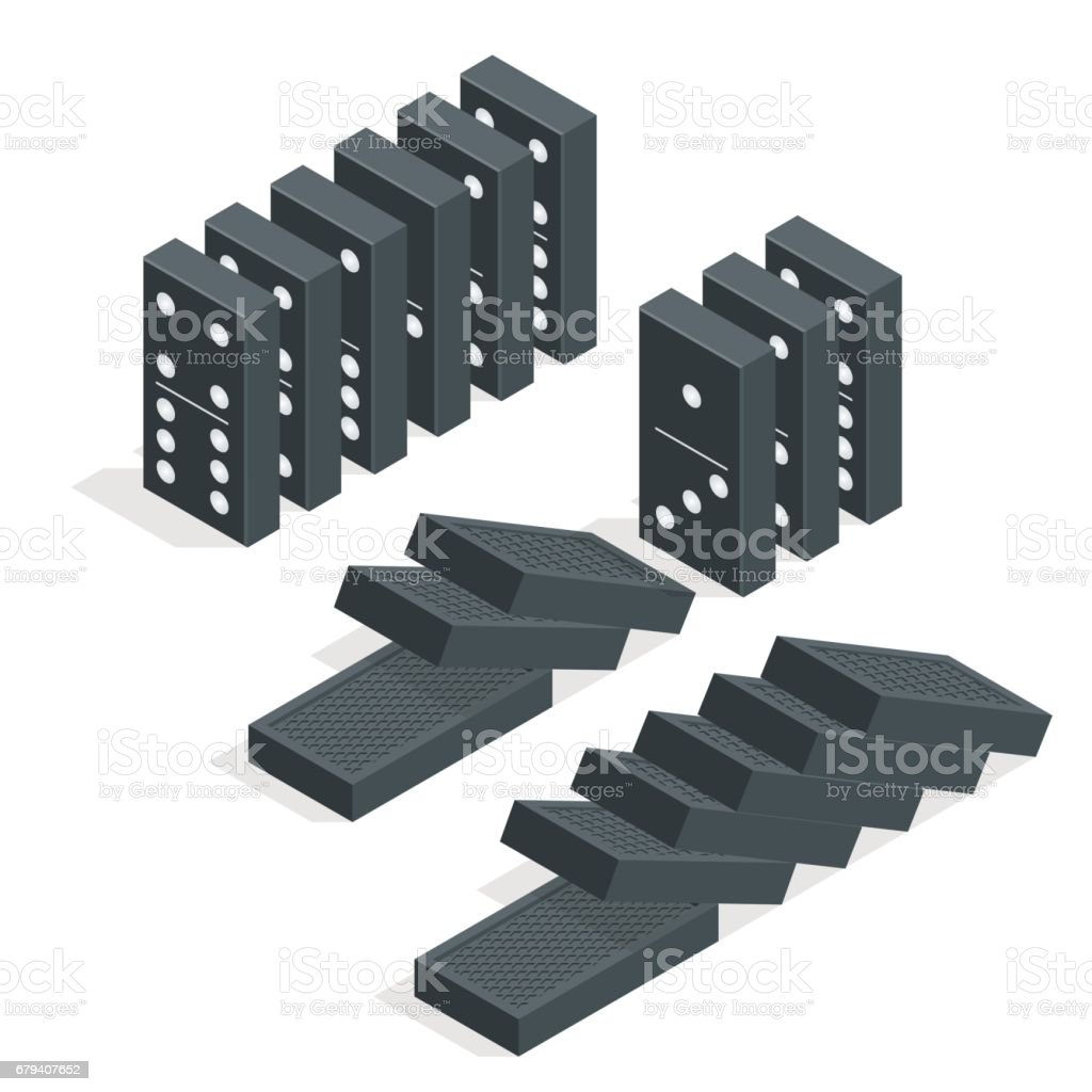 Image result for dominos falling effect clipart