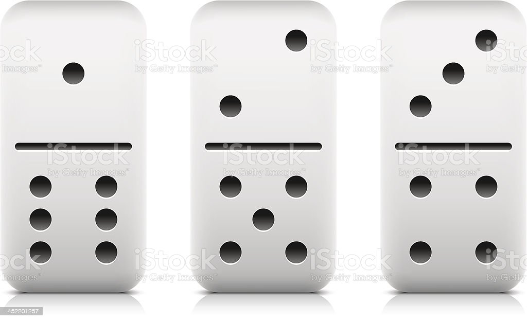 Dominoes pieces web icon black pictogram white background royalty-free dominoes pieces web icon black pictogram white background stock vector art & more images of application form