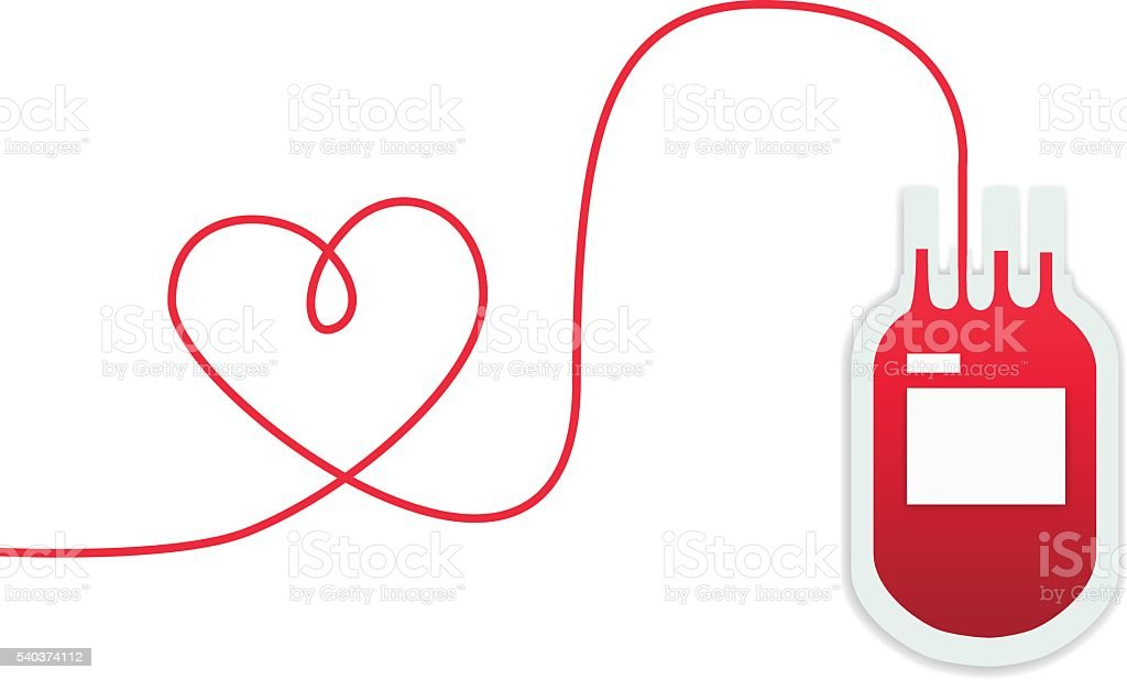 donate blood for sharing love, blood donation vector, sign and symbol - ilustração de arte em vetor