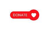 Donate button icon21