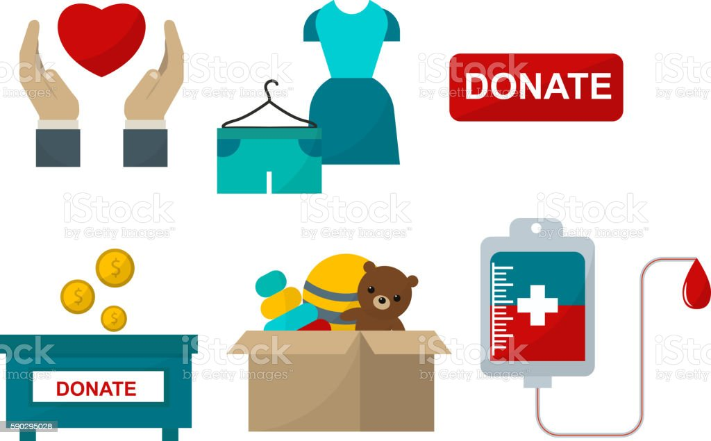 Donate help symbols vector illustration royaltyfri donate help symbols vector illustration-vektorgrafik och fler bilder på assistans