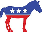 Donkey for Democrats