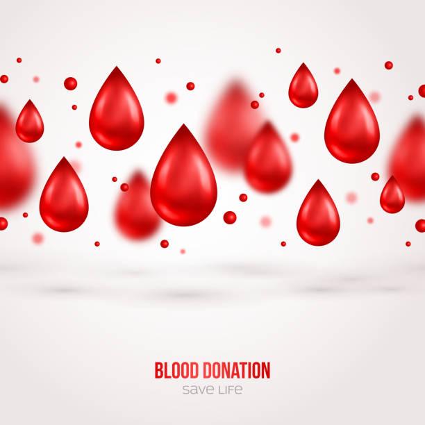 Cartaz ou de dadores. Doação de sangue Lifesaving e Hospital obter ajuda. - ilustração de arte em vetor