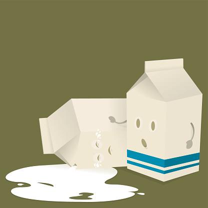 Don't Cry Over Spilt Milk