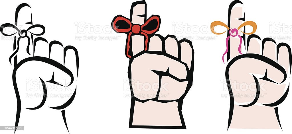 dont forget icons stock vector art more images of careless rh istockphoto com don't forget images clip art