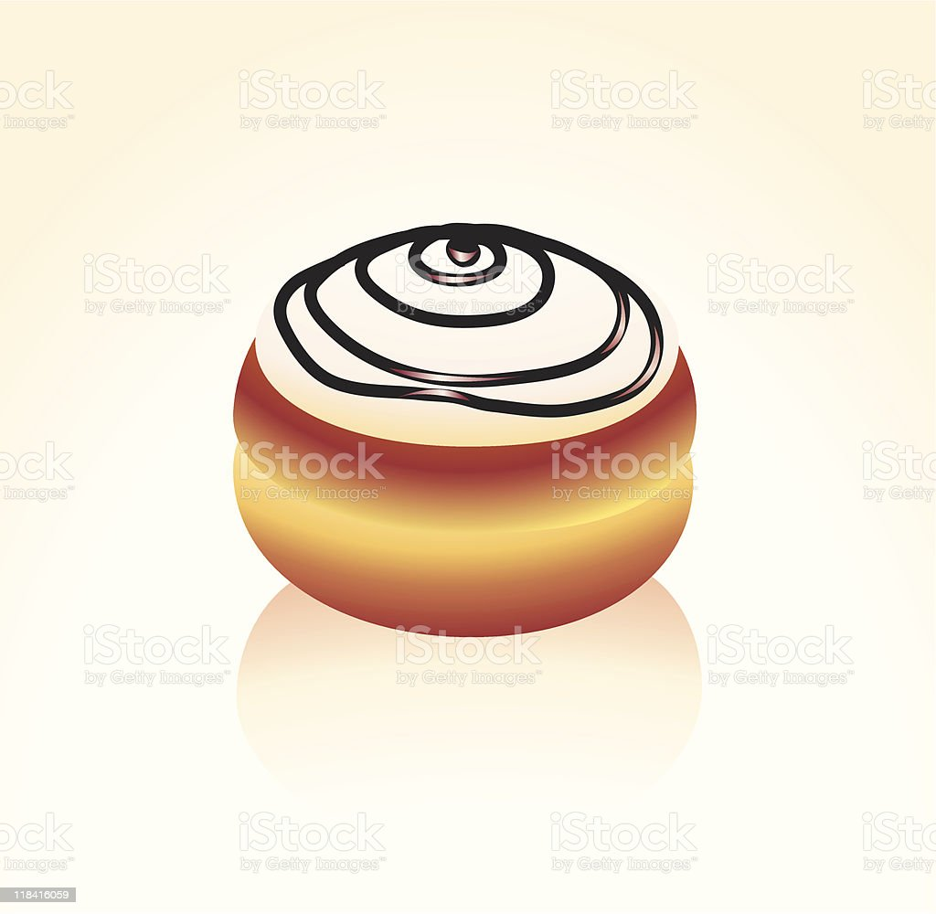 donut royalty-free donut stock vector art & more images of baked