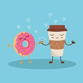 Donut_and_coffee