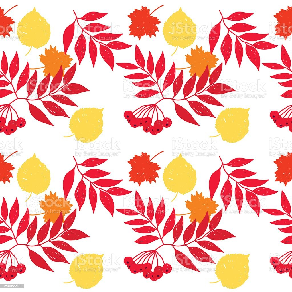 Doodle autumn handmade seamless pattern royalty-free doodle autumn handmade seamless pattern stock vector art & more images of abstract