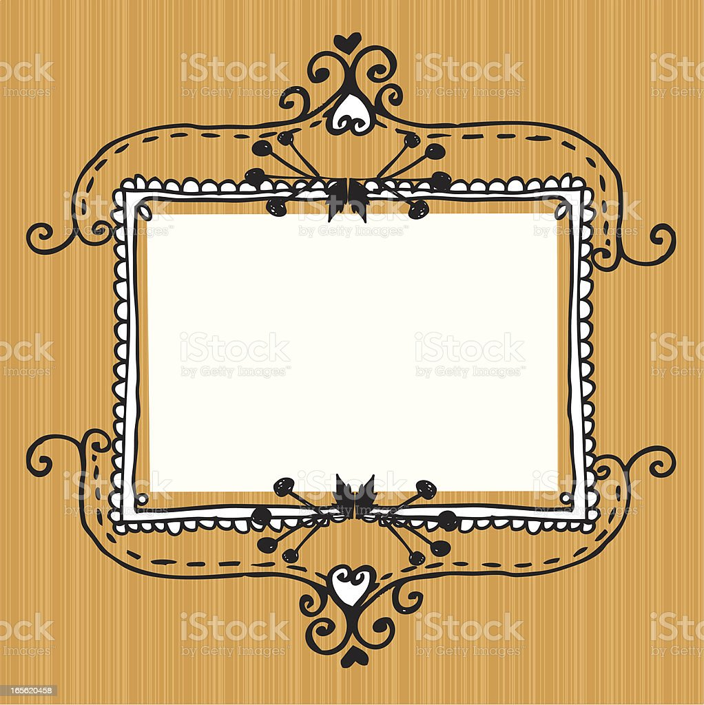 doodle border royalty-free doodle border stock vector art & more images of backgrounds