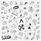 doodle,sketch,character,vector,symbol
