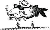 Doodle Cool Catfish